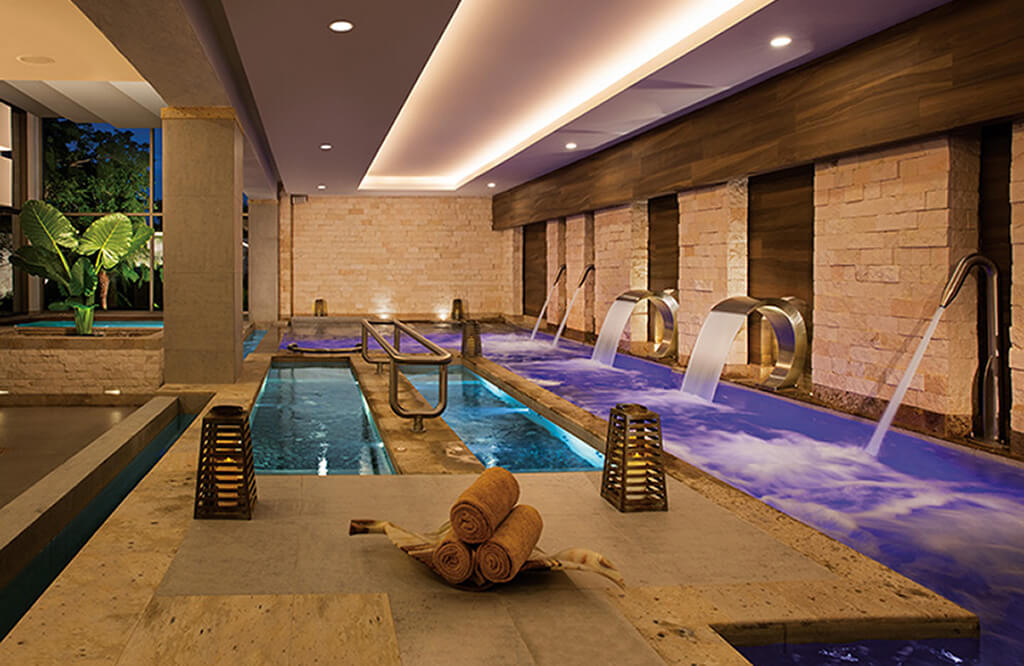Sunscape Sabor is home to Cozumel's largest spa and fitness center.