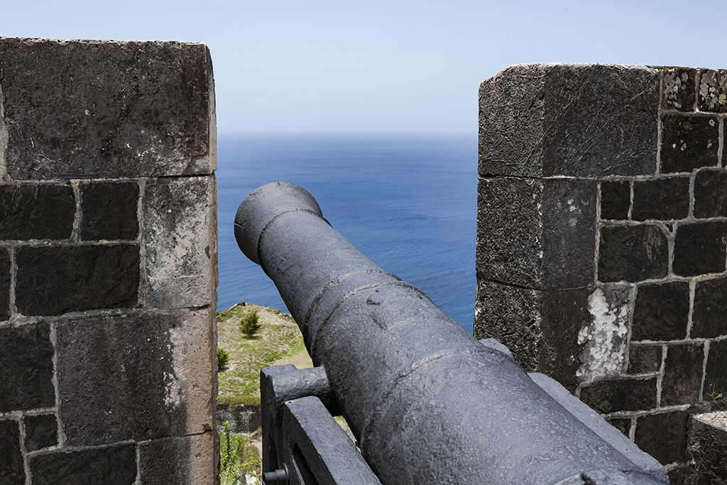 St. Kitts Brimstone Fortress