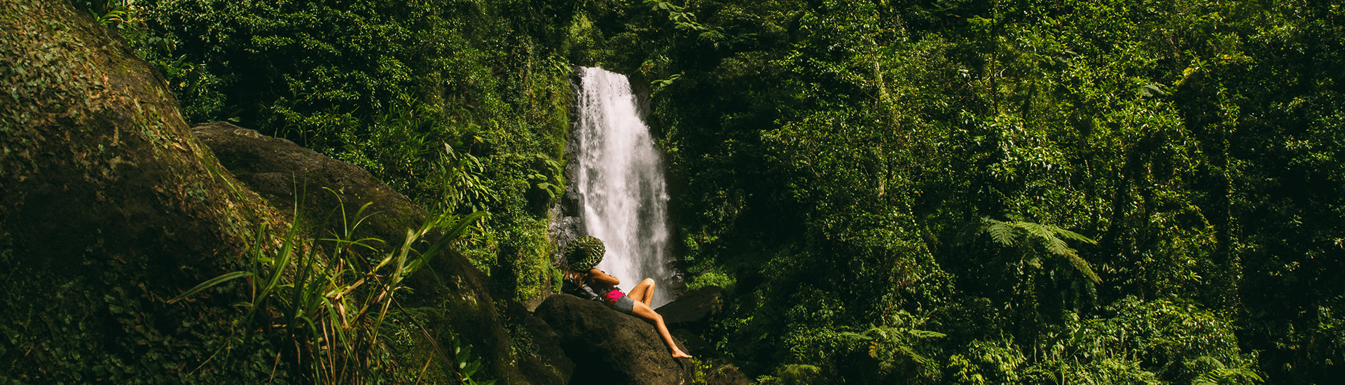Stretch your legs on Dominica's Waitukubuli National Trail. It's an awe-inspiring path that rambles 114 miles across the island, taking in waterfalls, rainforests, mountain peaks, hidden gorges and deserted beaches.