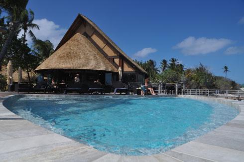 Lanai Room Manava Beach Resort And Spa