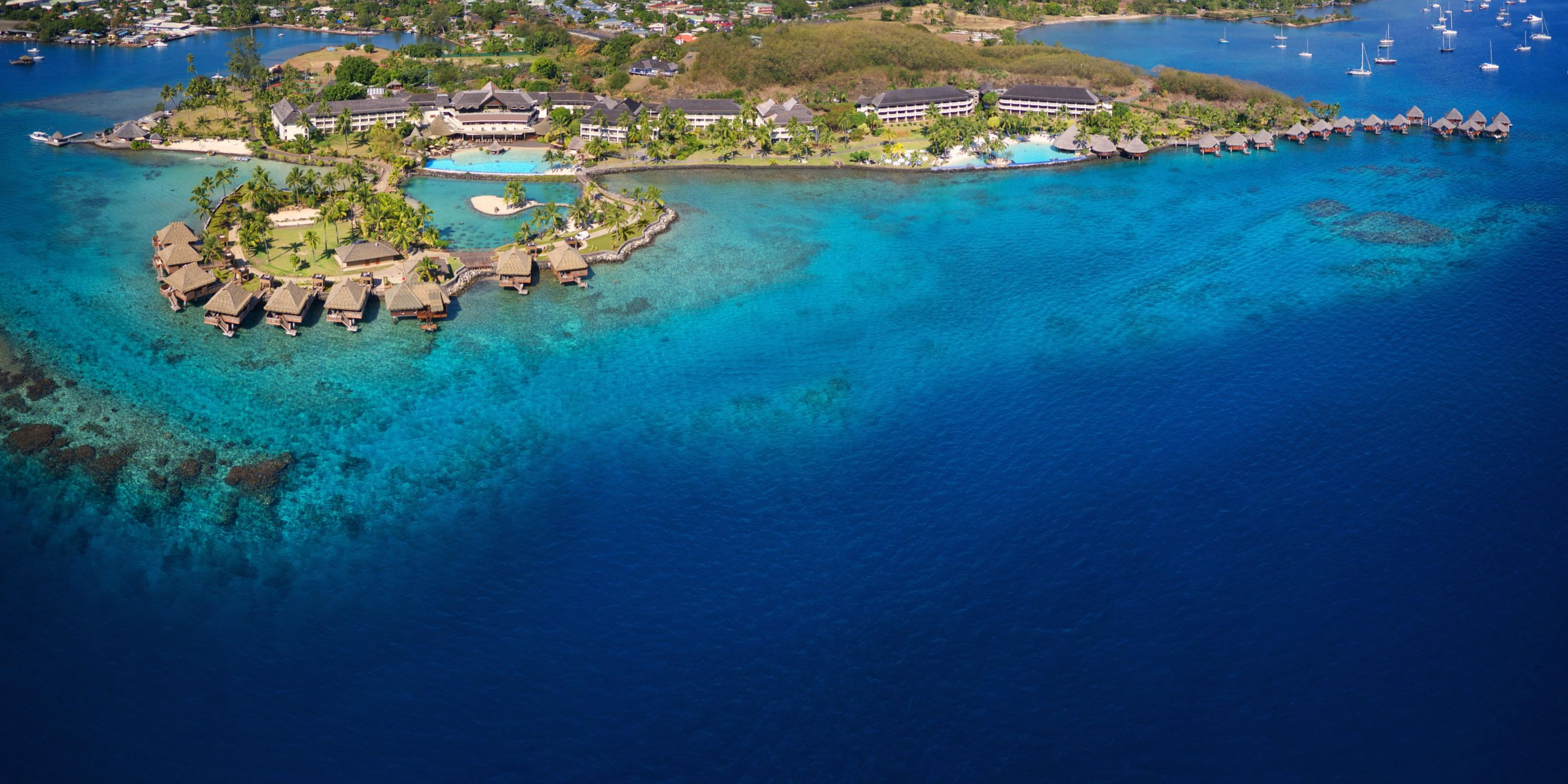 Scuba Diving In Tahiti Resorts Packages Caradonna Adventures - Tahiti-a-exotic-residence