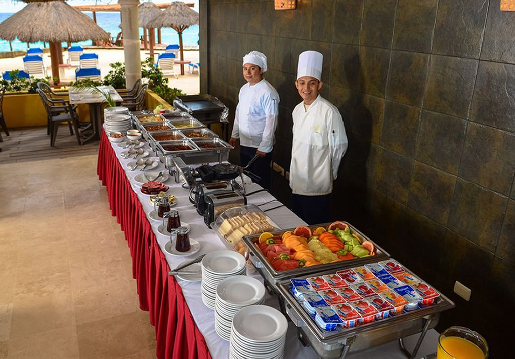 All-inclusive options can keep the cost of dining in check while providing delicious and varied daily options.