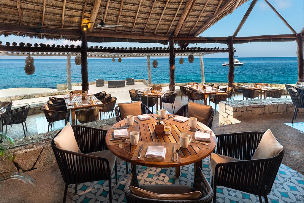 Presidente InterContinental Cozumel restaurant