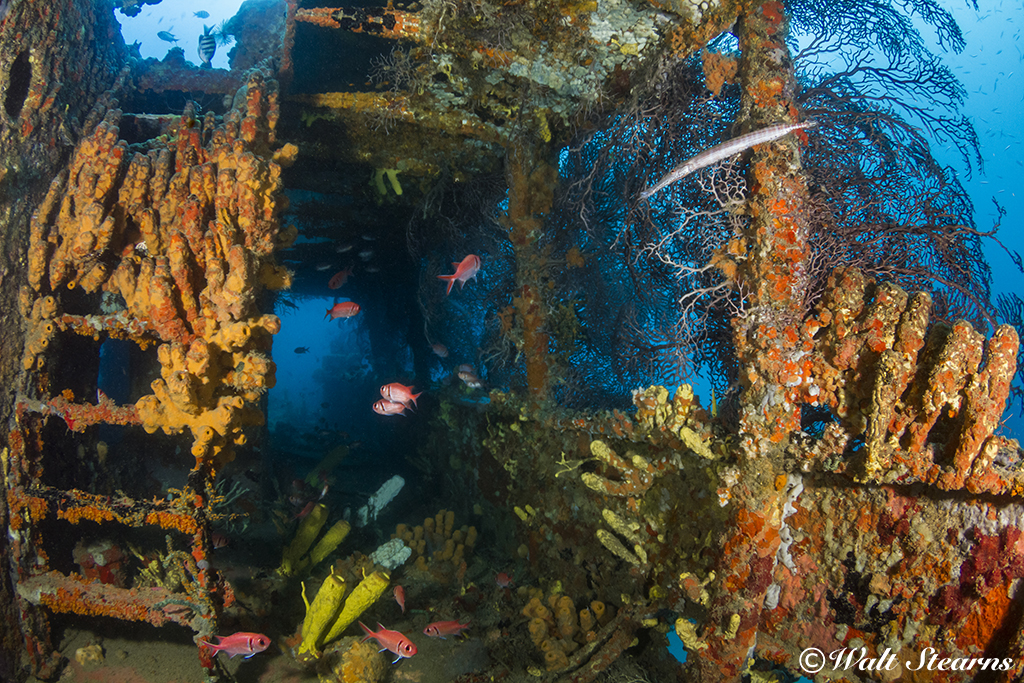The Lesleen M Wreck