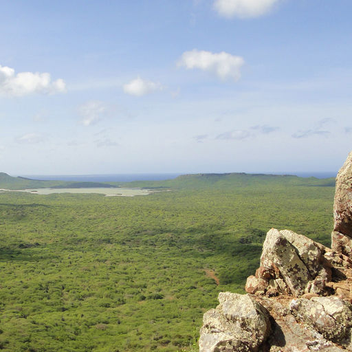 Hiking in Bonaire