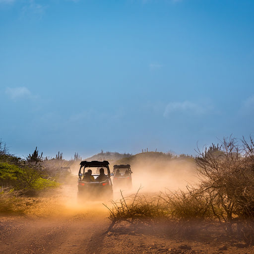 Offroading in Curacao