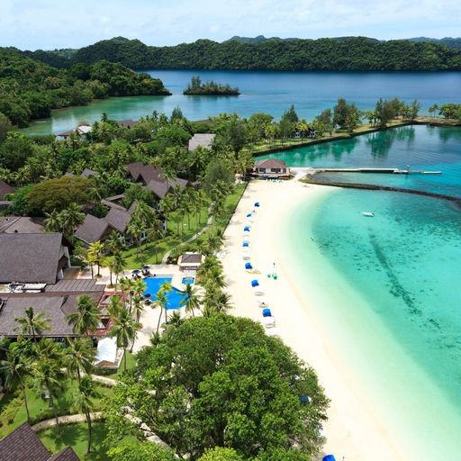 Vacations in Micronesia