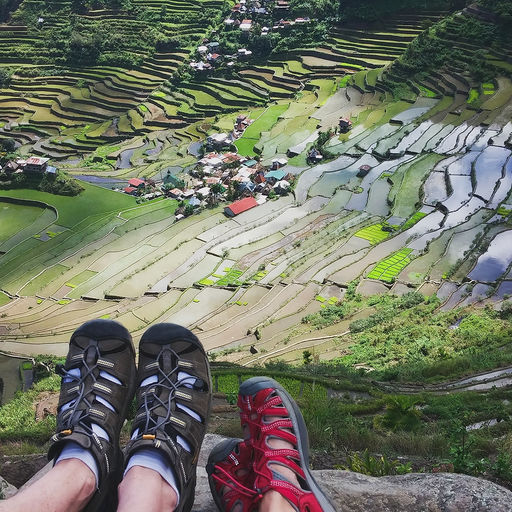 Hiking in the Philippines