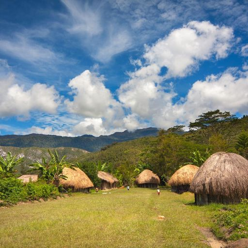 Vacations in Papua New Guinea