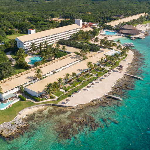 Ariel photo Presidente InterContinental Cozumel