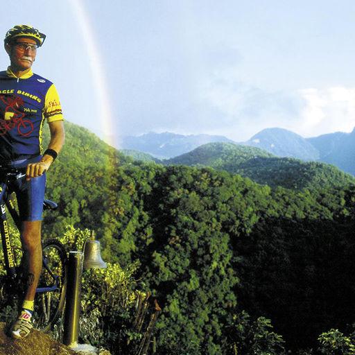 Biking in St. Lucia