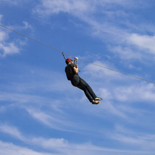 Ziplining in St. Kitts and Nevis