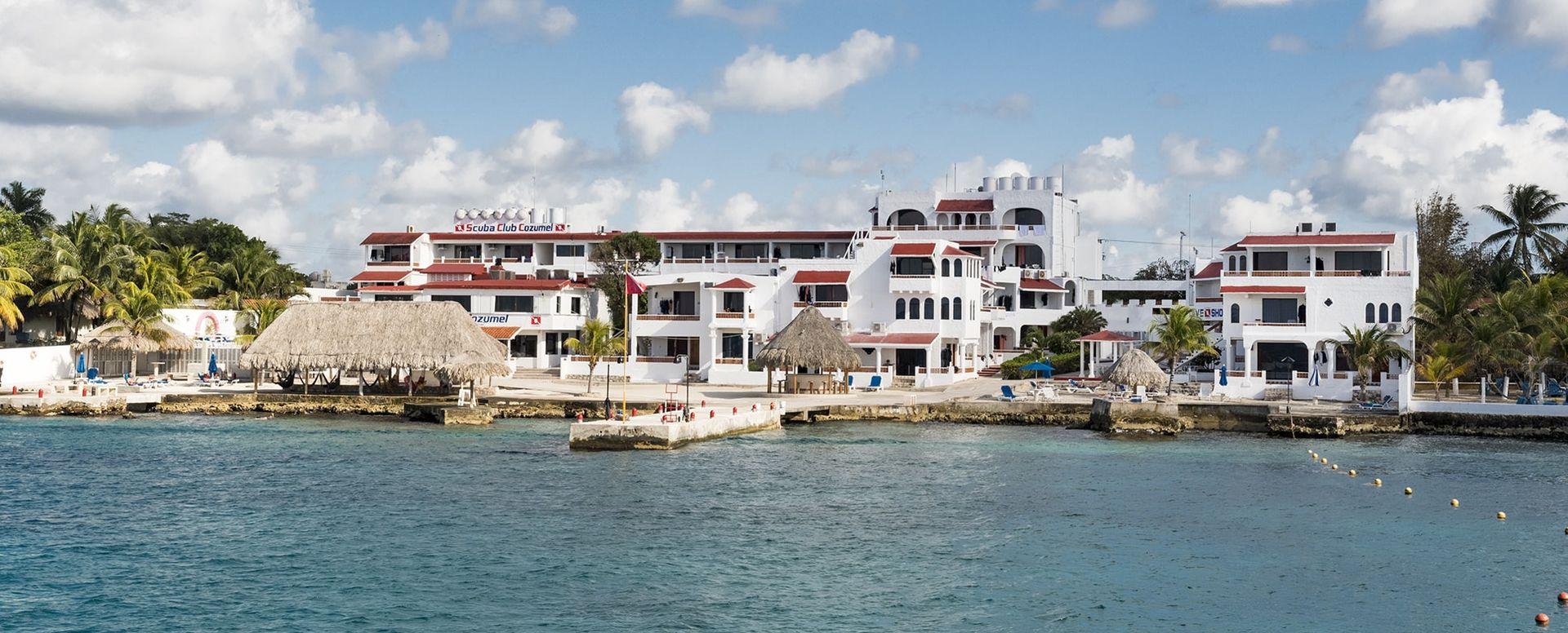 Resort Report: Scuba Club Cozumel   Caradonna Adventures