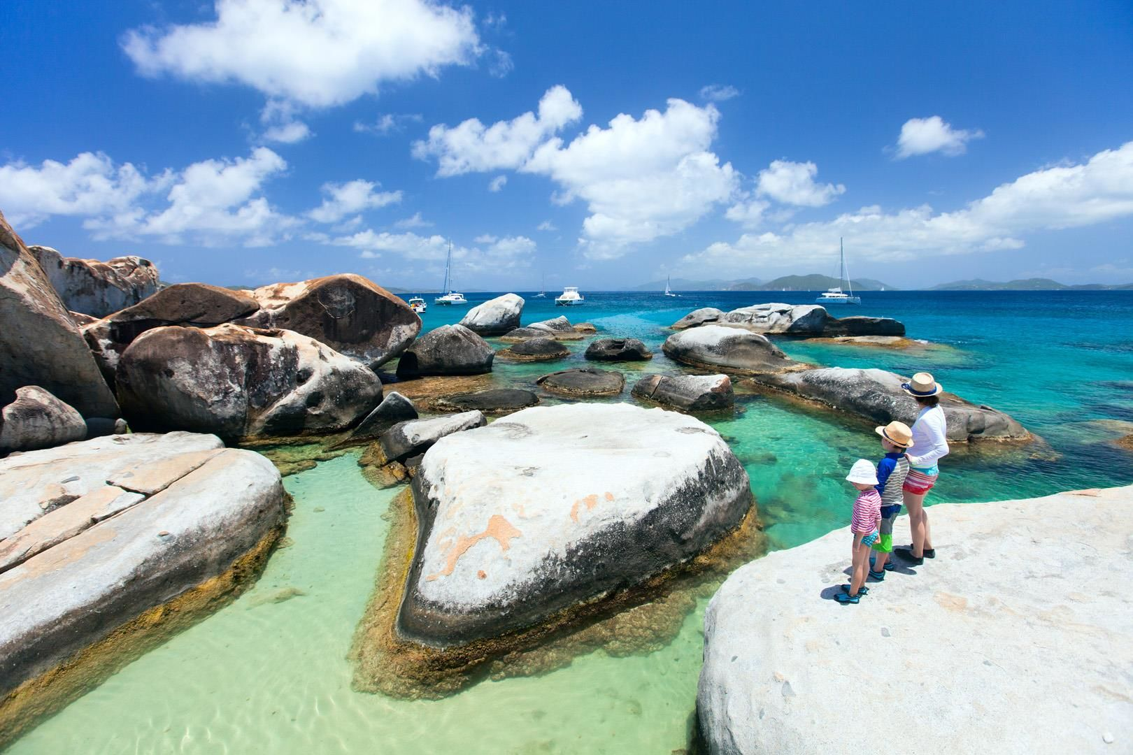 Vacations in the British Virgin Islands