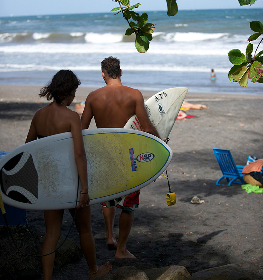 Guadeloupe Beach: Board Sports In The Guadeloupe Islands