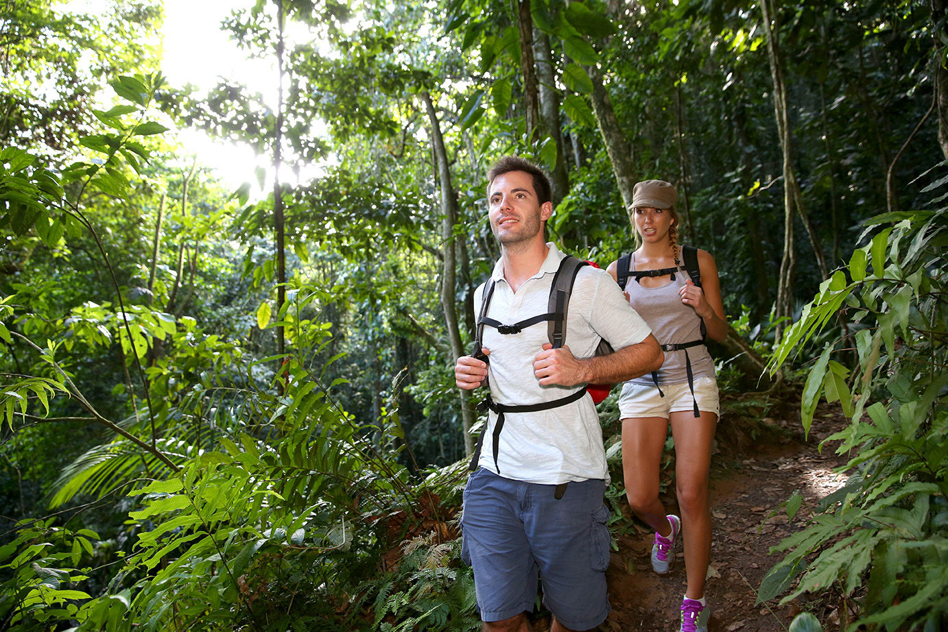 Hiking in Guadeloupe