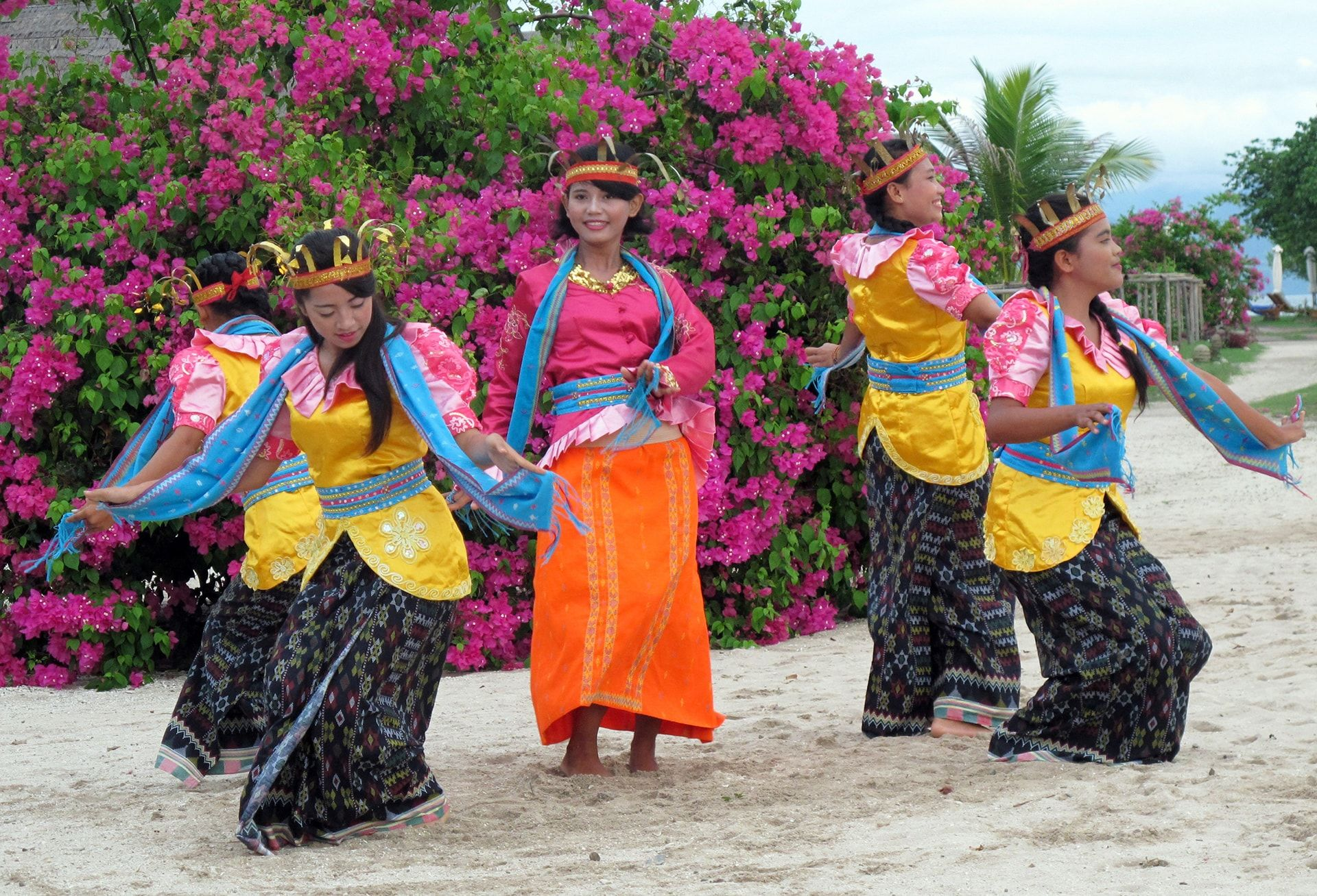 Cultural Activities in Indonesia