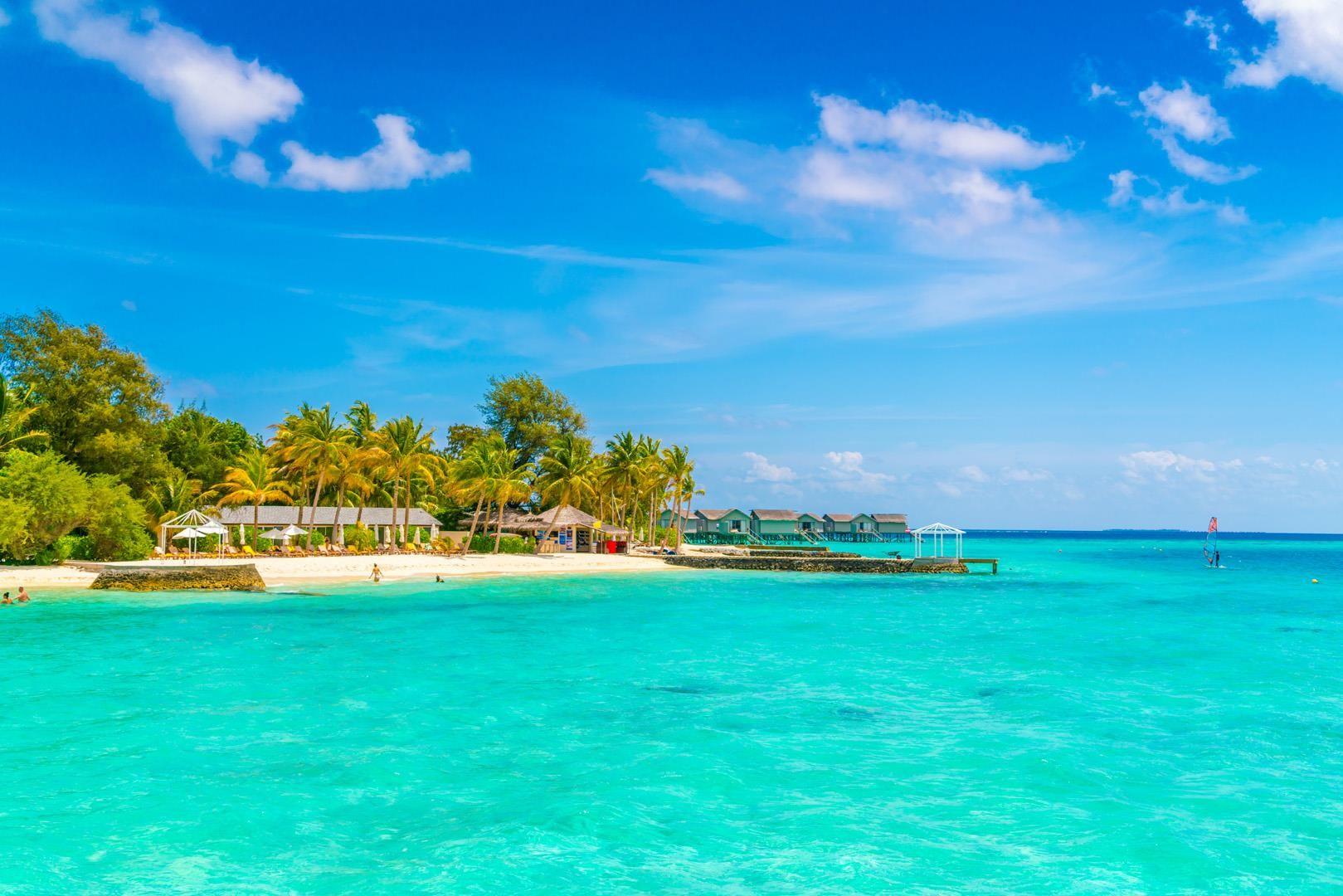 Vacations in Maldives