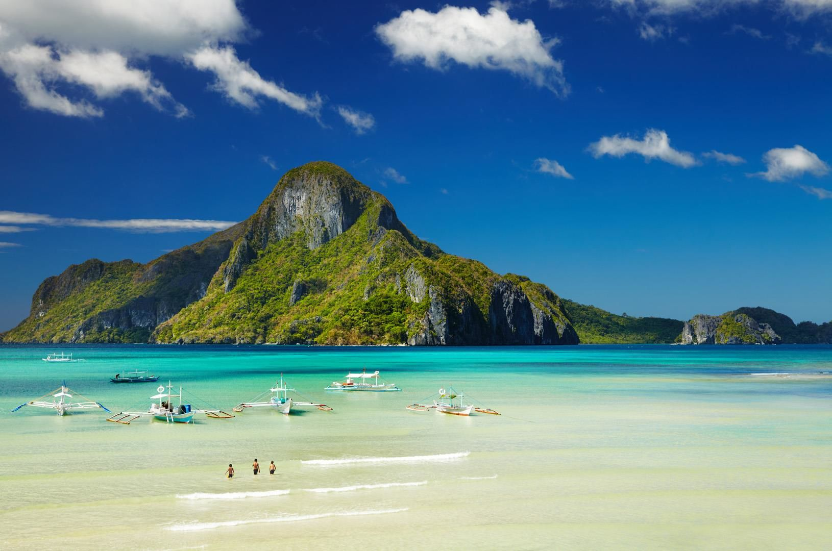 Vacations in Philippines