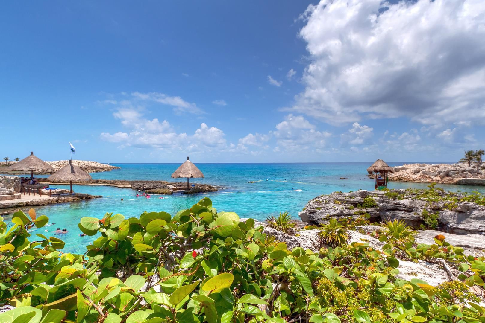 Vacations in Riviera Maya, Mexico