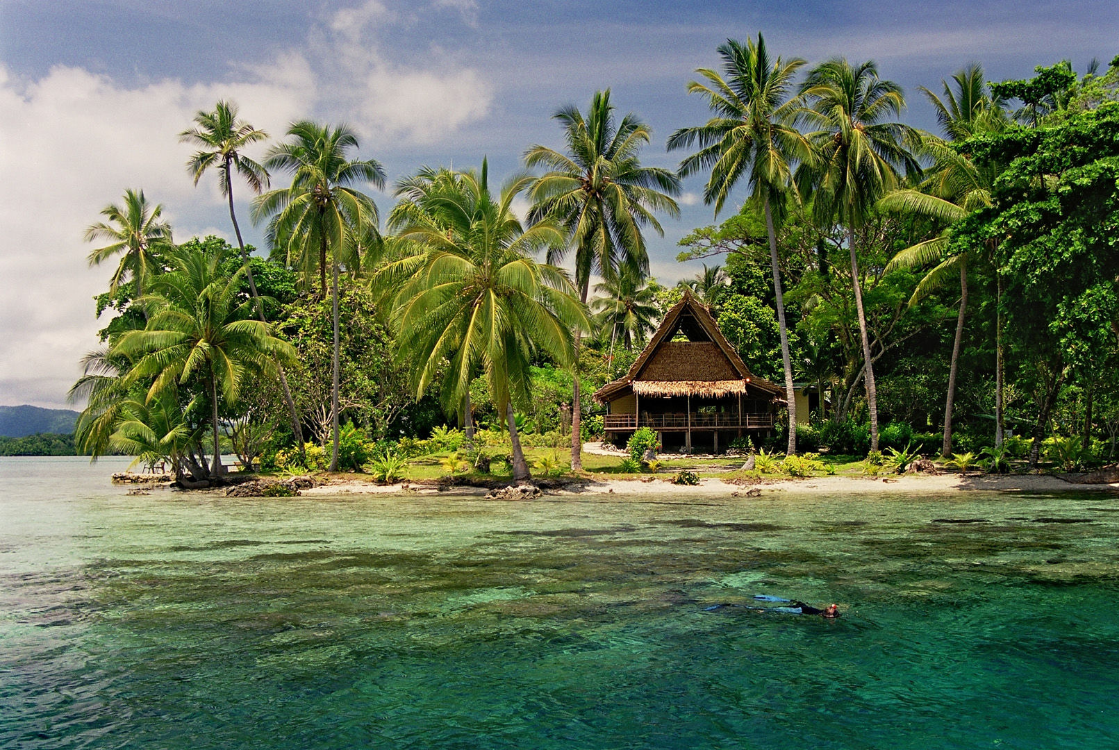 Vacations in the Solomon Islands
