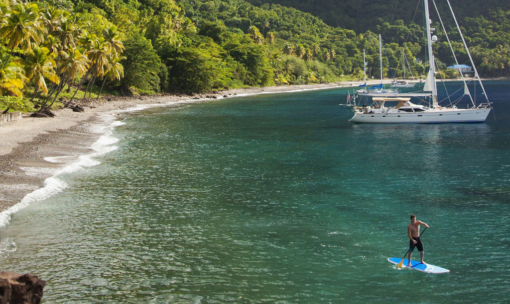 Board Sports in St. Lucia