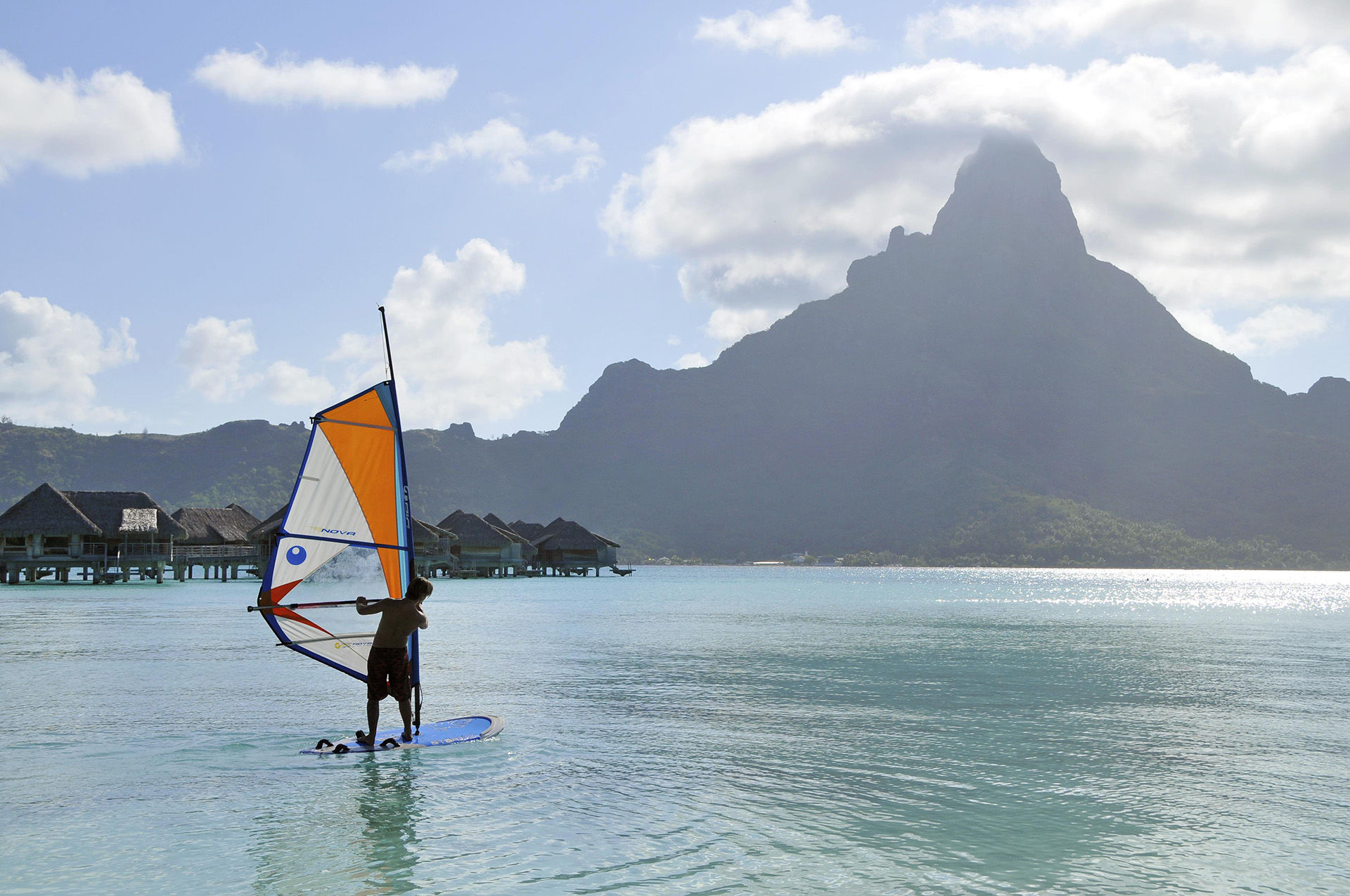 Board Sports in Tahiti