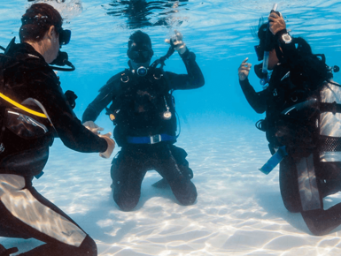 Learn to how to Scuba Dive