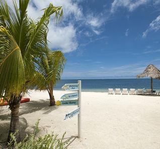 Turquoise Bay Dive & Beach Resort Beach