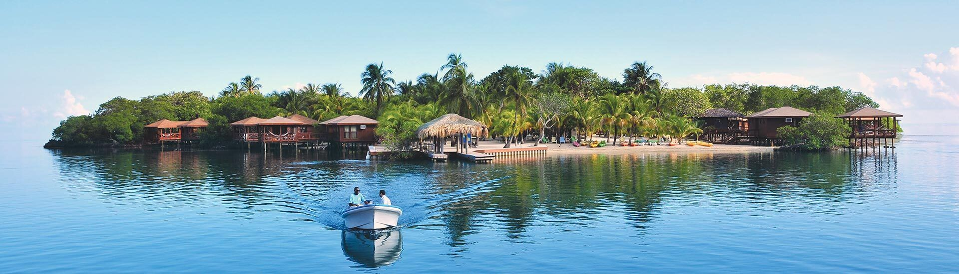 The island of Roatan is surrounded by more than spectacular 175 dive sites. You one-stop headquarters for exploring this underwater wonderland is Anthony's Key Resort.