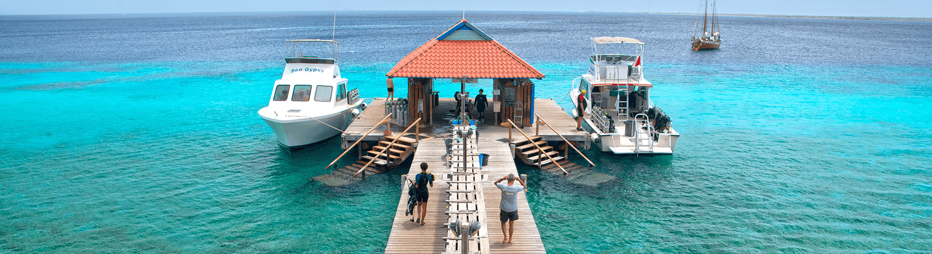 Bonaire is one of the top diving destinations in the world making the island is truly a diver's paradise. Explore the pristine waters and coral reefs by day, and enjoy a relaxed atmosphere by night when you stay at Divi Flamingo Beach Resort & Casino.