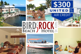 Bird Rock Beach Hotel, St. Kitts