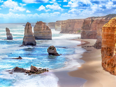 Australia's southern coastline is as beautiful as it is raw