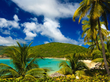Scuba diving & snorkeling in British Virgin Islands