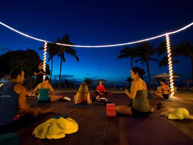 Yoga in Aruba