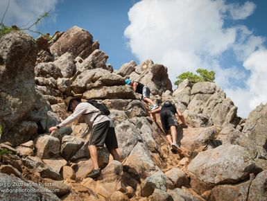 Hiking in Bonaire