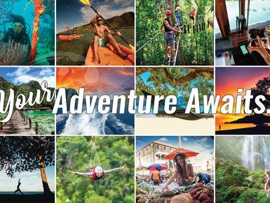 Free Caradonna Adventures Poster