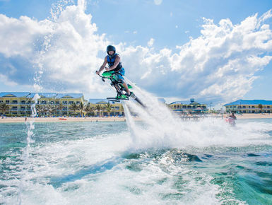 Watersports in the Cayman Islands