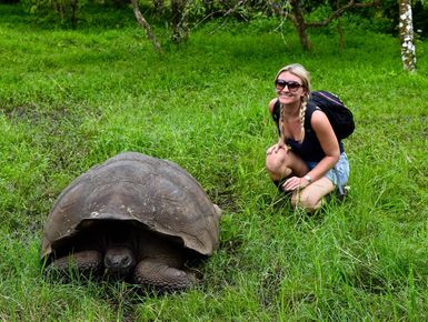 Vacations in the Galapagos Islands