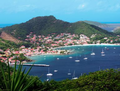 Vacations in Guadeloupe