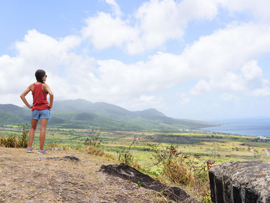 Hiking in St. Kitts and Nevis