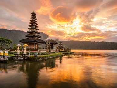 Vacations in Indonesia