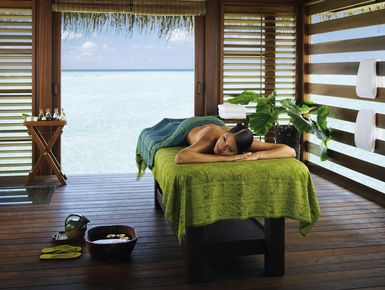 Wellness in Maldives