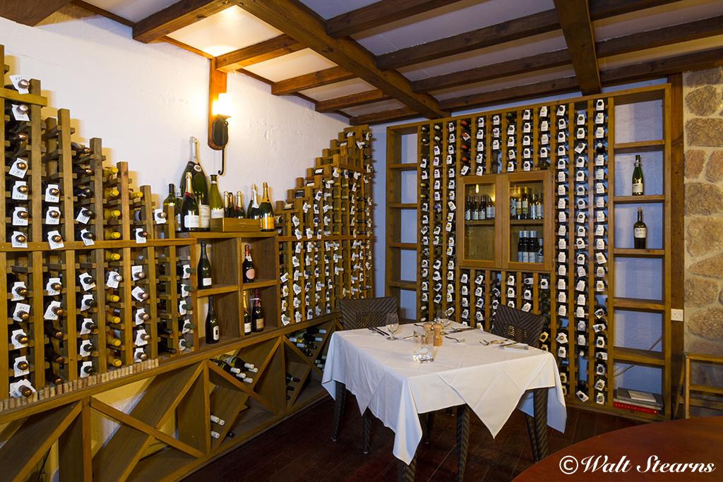 Ti Kave Wine Cellar